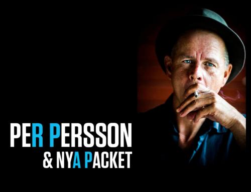 Fredag 29 november + Per Persson & Nya Packet