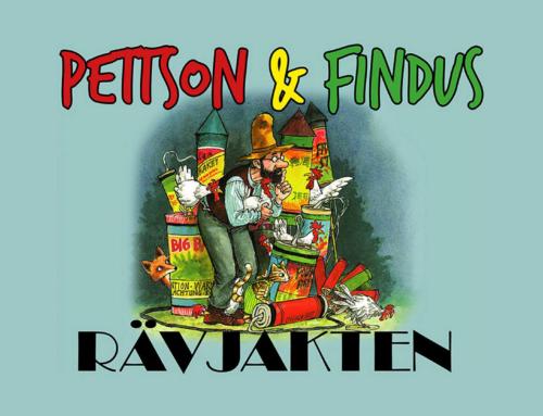 Onsdag 22 april + Pettson & Findus — Rävjakten