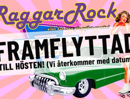 RaggarRock FRAMFLYTTAD
