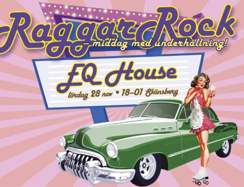Lördag 28 november + RaggarRock